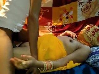 Indian Bhabhi Desi Marriage Saree Home Sex video