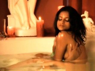 Having Fun In The Indian Bath
