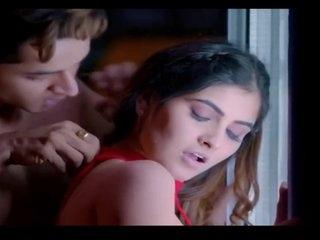 Indian actress Karishma Sharma sex scene Ragini MMS kissing boobs nude hot