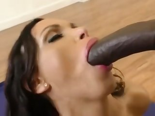 Interracial Monster Cock Cumshot Compilation 13 - Janet Mason Aletta Ocean