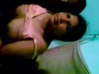 Bangladeshi Cheating Wife GangBang P2