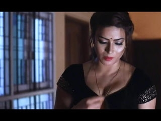 Hindu slut godesss with mangalsutra and big boobs expose from saree.