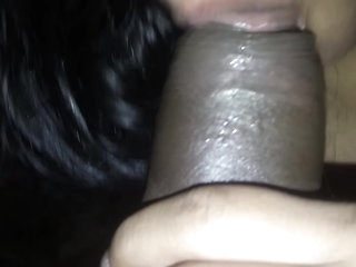 Indian Wife Blowjob