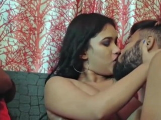 Indian Wife Swap Foursome Fuck, Homemade