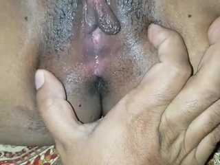 Tamil fingering closeup HD