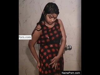 Today Exclusive - Sexy Desi Model Bathing