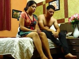 Kamvali Aunty ke Sath Jam ke SEX HOT Aunty Big Boobs